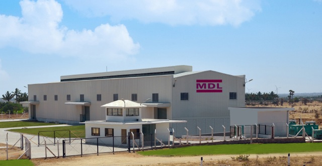MDL India New Factory