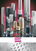 Couverture Catalogues produits Guidage MDL Standard