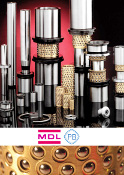 MDL-AFNOR Sliding Guide Components (FR) Catalog