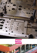MDL Die Sets and Machine Plates Catalog
