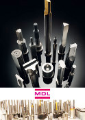 MDL Punches, Dies and Punch Retainers Catalog
