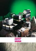 MDL Roller Cam Units Catalog